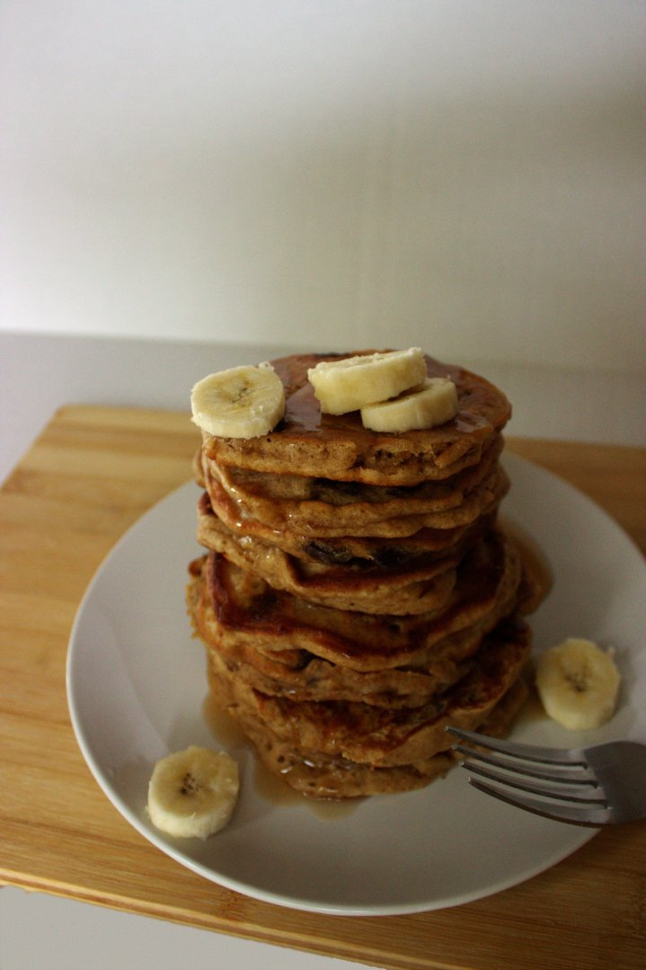 Banana Protein Pancakes-08-04-2014-02